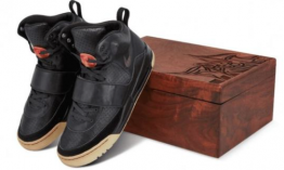 Top 5 Most Expensive Sneakers in the world 2021 Auction Ranking